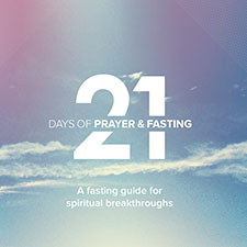 Converge 21 Days Prayer Fasting