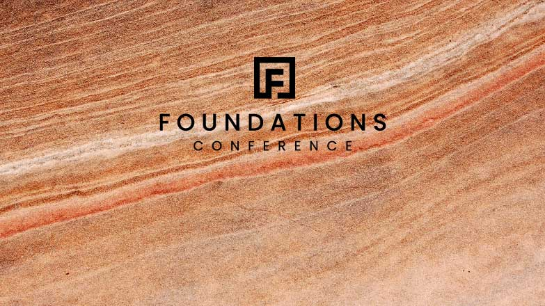 Foundations Conference logo