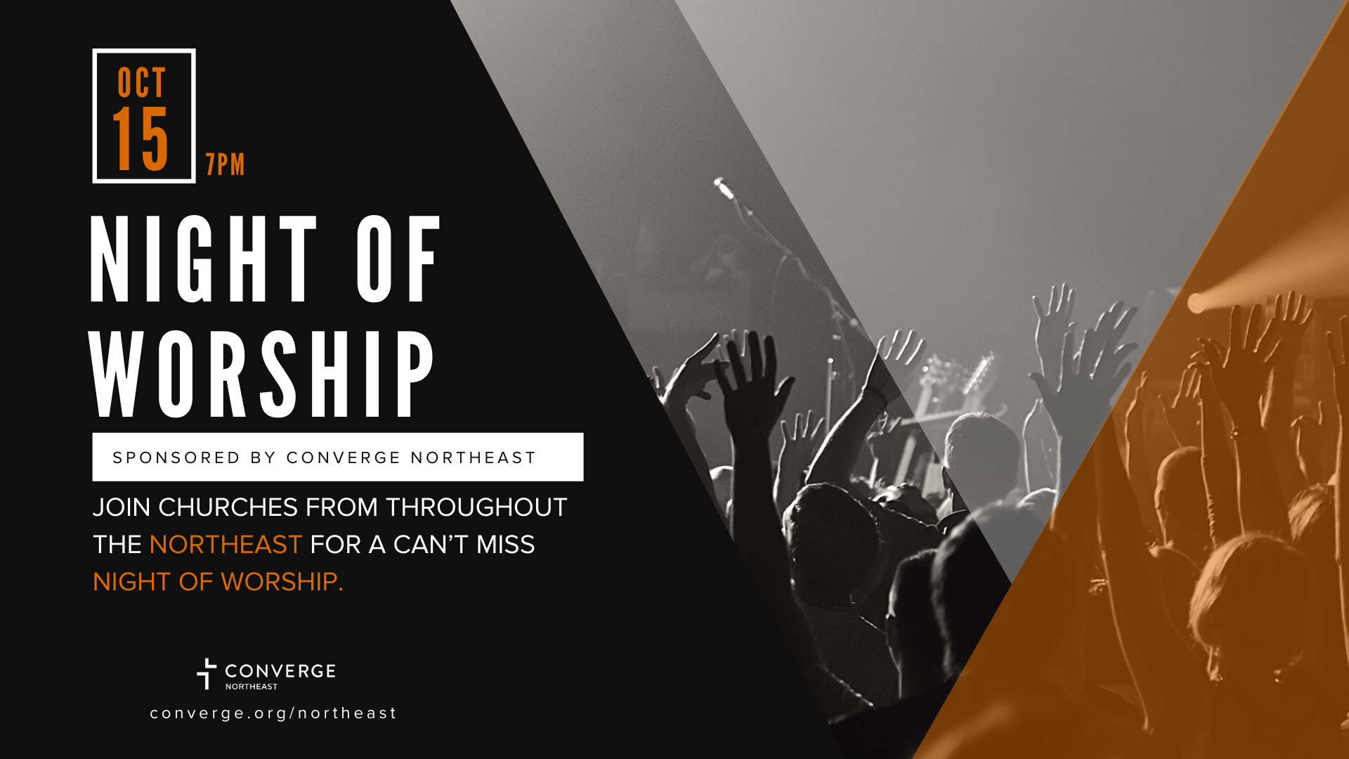Night of Worship- Event Cover